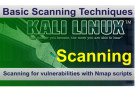 Scanning for SMB vulnerabilities in nmap