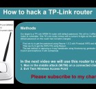TP link Pixie Dust Reaver wifi Hacking