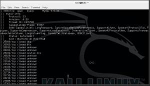 Uniscan Webserver Fingerprinting -3