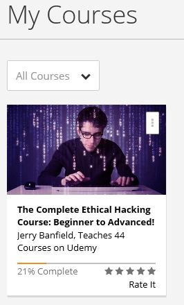 Hacking Courses on sale