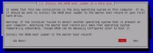 Kali Linux Installation - Install GRUB Bootloader 16