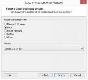 Kali Linux Installation - Select Guest Operating System 3