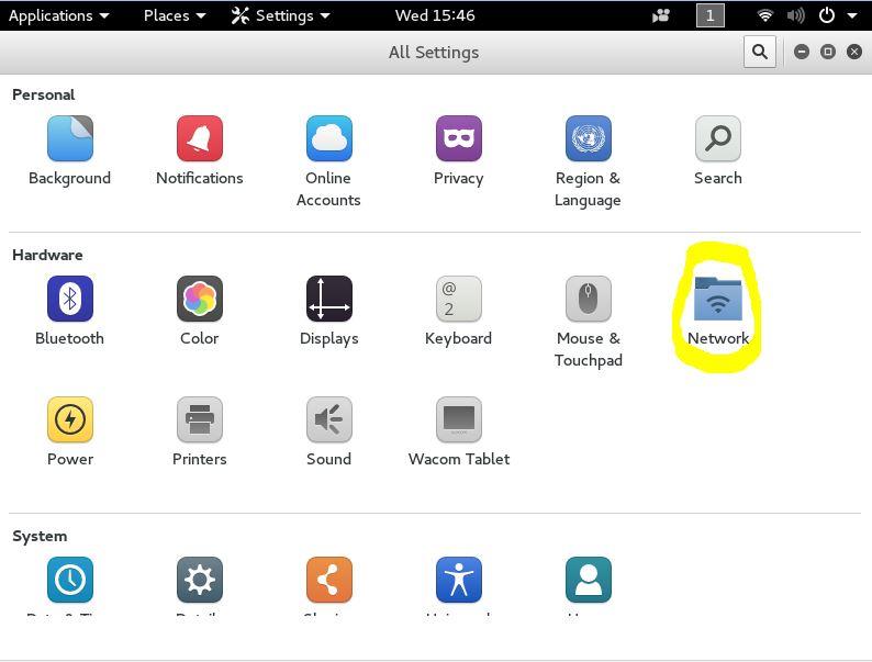 Installing VPN on Kali Linux 2016 - Network manager 3