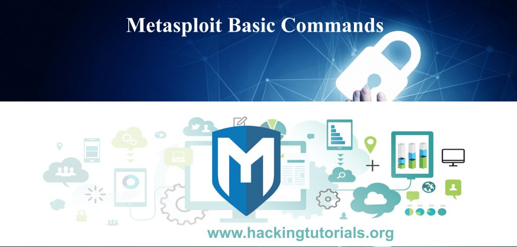 Metasploit commands - Hacking Tutorials