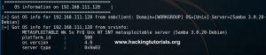 enumeration enum4linux OS