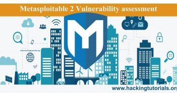 Metasploitable 2 Vulnerability assessment