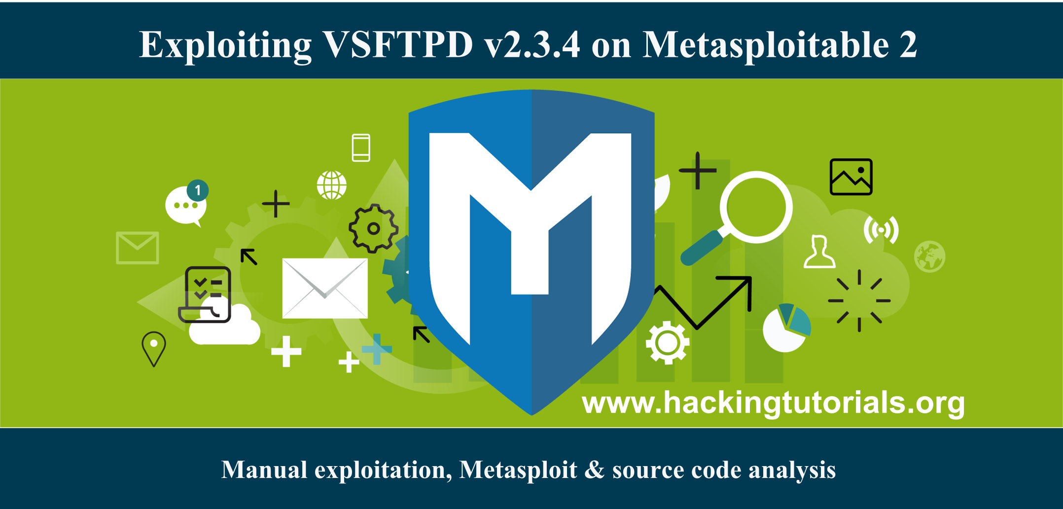Exploiting VSFTPD v2 3 4 on Metasploitable 2 - Hacking Tutorials