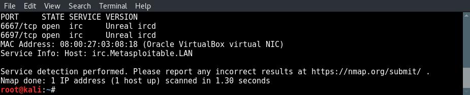 hacking Unreal IRCd