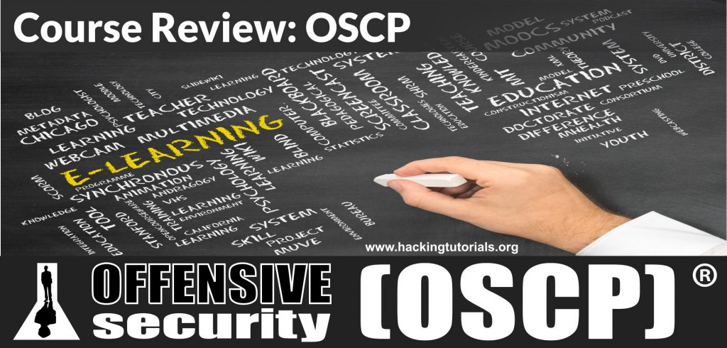 Review: Offensive Security Certified Professional (OSCP