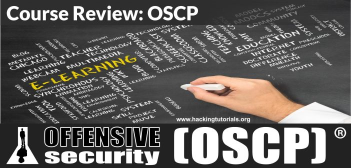 OSCP Offensive Security Certified Professional