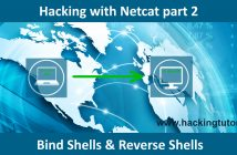 Hacking with netcat part 2 - Bind shells and Reverse shells