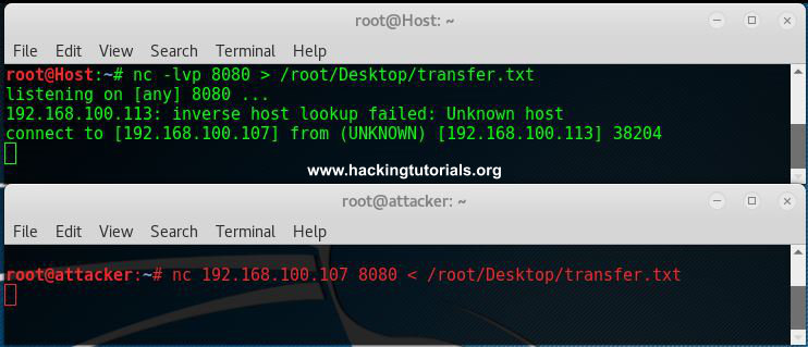 Hacking with Netcat part 1: The Basics - Hacking Tutorials