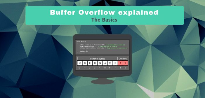 Buffer overflow explained the basics ft2