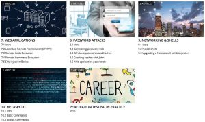 Virtual Hacking Labs Courseware 2