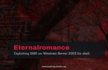 Eternalromance Getting shell on Windows 2003 Server