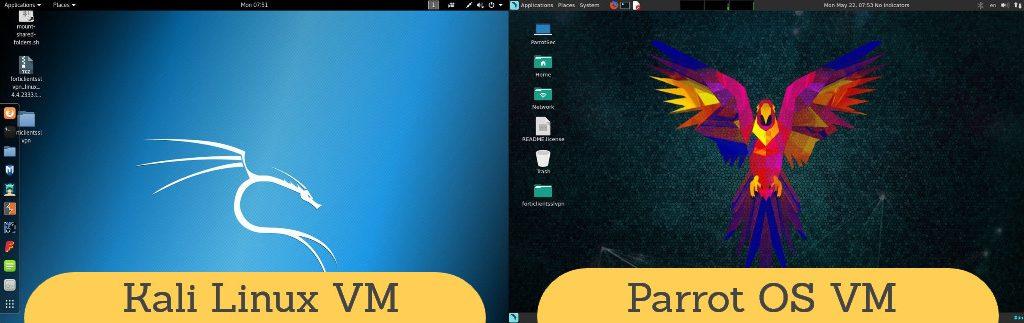 Virtual Hacking Labs VMs