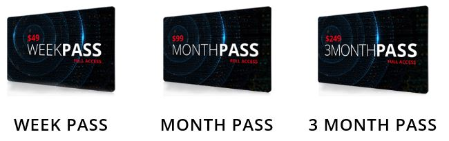 Virtual Hacking Labs access passes