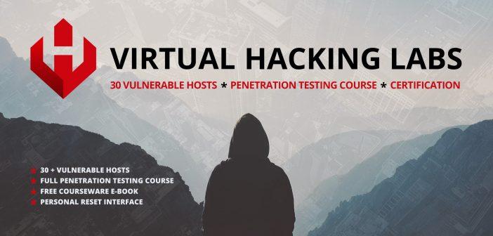 Virtual Hacking Labs