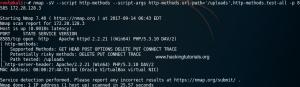 03-Nmap script http-methods