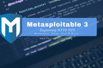 Metasploitable 3 Exploiting HTTP PUT ft