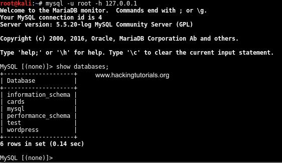 - 7 Port fowarding MySQL access - Metasploitable 3: Meterpreter Port forwarding