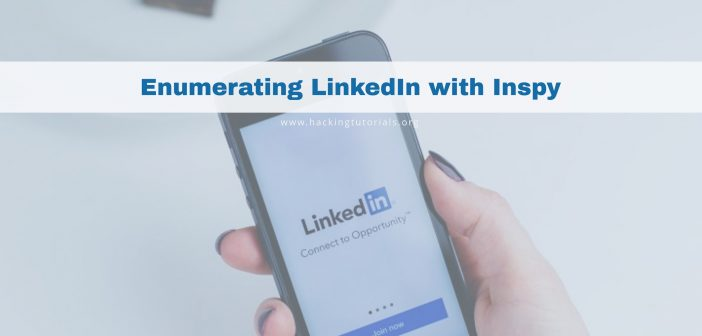 inspy enumerationg LinkedIn