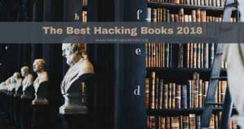 The Best Hacking Books 2018