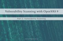 Vulnerability Scanning with OpenVAS 9.0 part 2