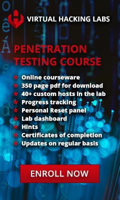 Penetration Testin Course and Hacking Labs